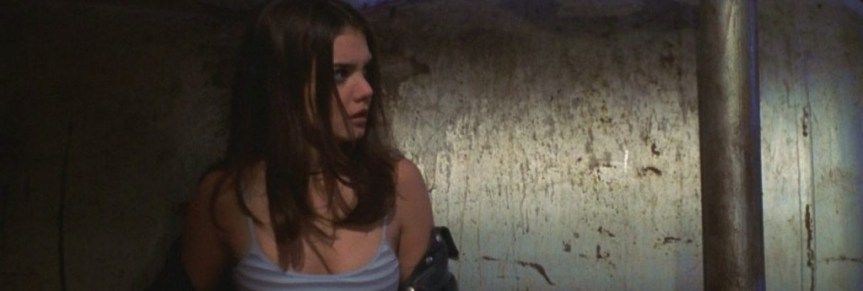 Checking out Katie Holmes' Disturbing Behavior in Burnaby