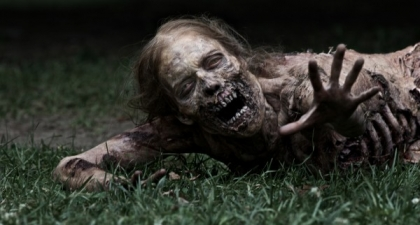 The Walking Dead's zombie holocaust unleashed on DVD and Grue-ray