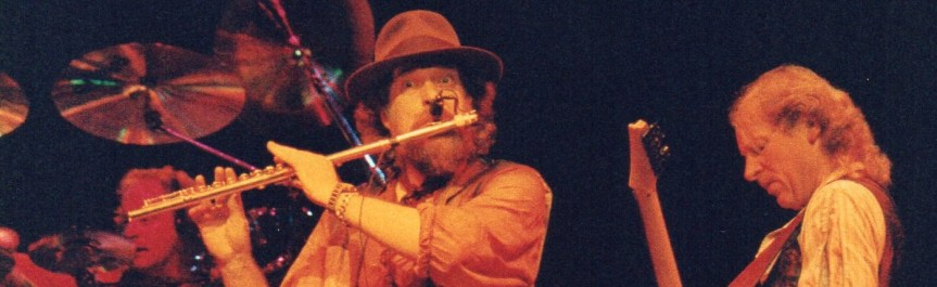 "Jethro Tull slays a sold-out crowd in Vancouver with help from ""Michael Jackson's dad"""