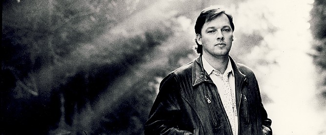 """David Gilmour from Pink Floyd tells me """"we don't do drug songs"""""""