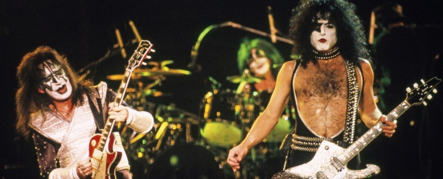 That wild '70s weekend when Kiss brought the glam and the Pistols brought the punk