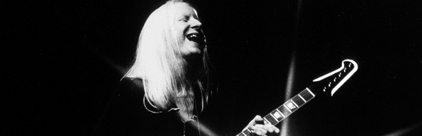 Johnny Winter's absence from the Rock Hall is a bloody outrage