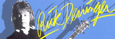 Guitar legend Rick Derringer has soloed for everyone from Alice Cooper to Air Supply