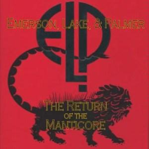 14) EMERSON LAKE & PALMER - The Return Of The Manticore - 1993 antol.