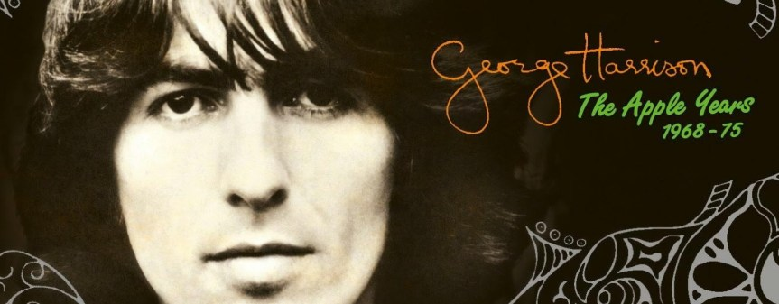 George Harrison box set stirs '70s memories and gets Conan on the case