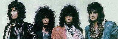 Eric Carr claims he's still a fox as Kiss recruits Mark St. John and unleashes Animalize
