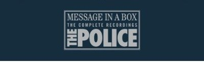 Message in a Box delivers all the great tracks the Police laid down before Sting went off by himself to be boring