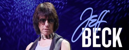 Guitar legend Jeff Beck to release new concert Blu-ray next month