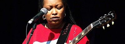 Deborah Coleman was wowed by the blues grooves of Hooker, Wolf, and Waters