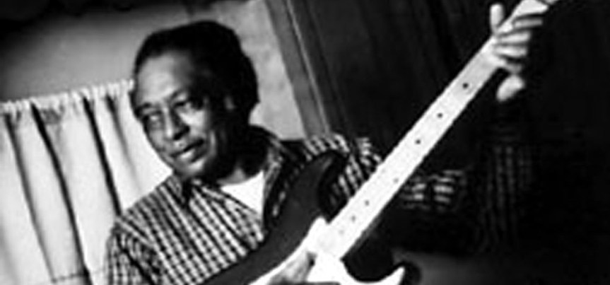 """It's rough all over the world,"" says R.L. Burnside, ""even down in Mississippi some."""