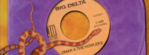 Drum great Terry Bozzio livens up Omar and the Howler's Big Delta