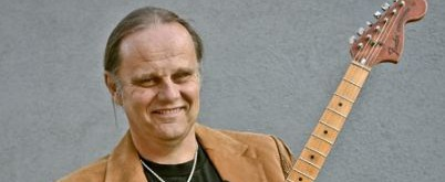 Walter Trout has a spiritual bond with his Strat of 30 years