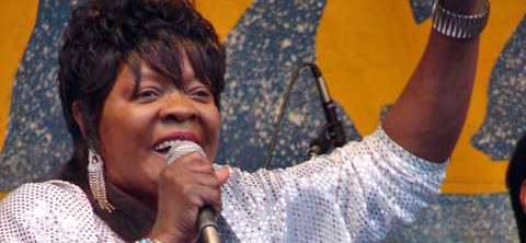 Koko Taylor, Queen of the Blues, says Willie Dixon was her right arm