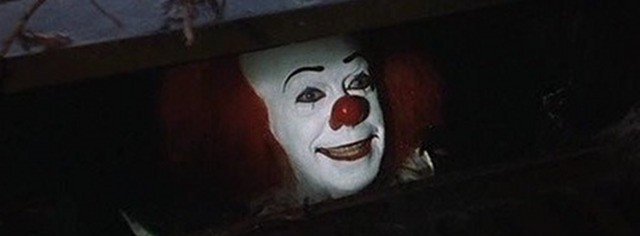 Entering the lair of Pennywise the Clown on the set of Stephen King's It