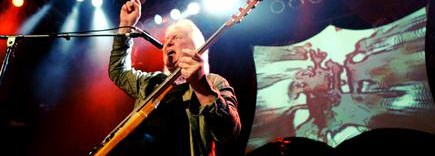 Bass-guitar legend Chris Squire of Yes dead at 67
