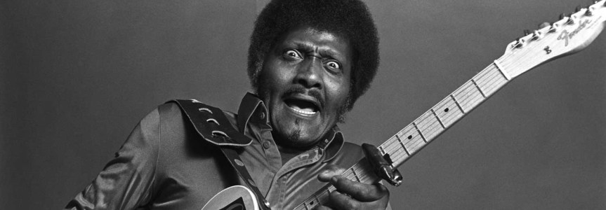 My one and only interview with blues legend Albert Collins, who wanted to meet Clapton real bad