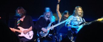 Uli Jon Roth makes Vancouver debut, local guitar geeks eat it up