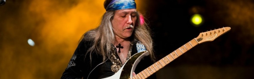 Uli Jon Roth offers fret freaks the Ultimate Guitar Experience