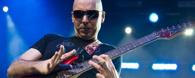 Joe Satriani isn't a Gibson man but he's the ultimate melody maker
