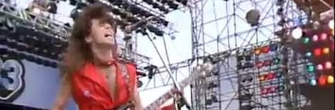 Rudy Sarzo recalls the buzz of Quiet Riot opening Heavy Metal Day at the US Festival in '83