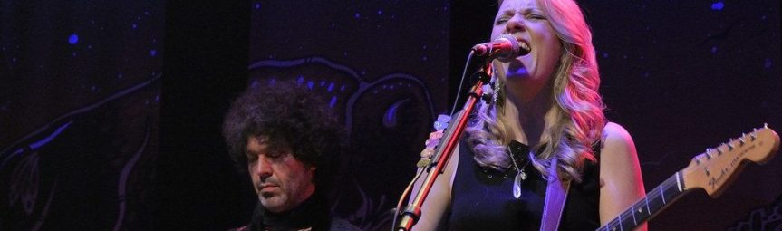 Susan Tedeschi can't wait to get Doyle Bramhall II's new album