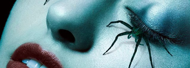 Spider dreams and the new American Horror Story Season 6 poster
