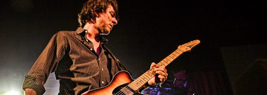 "The Drive-By Truckers' Mike Cooley thinks Donald Trump ""might be f***in' crazy"""