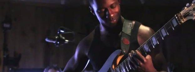 "Tosin Abasi says that Animals as Leaders' ""rhythmically terrifying"" music is not for tapping toes to"