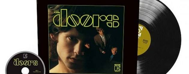 The Doors announce 50th anniversary deluxe edition of killer debut album