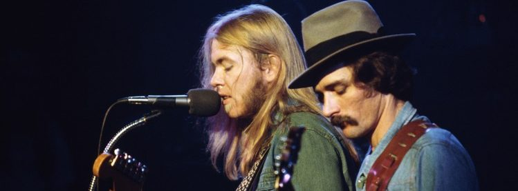 That time Dickey Betts told me about Gregg Allman's writer's block