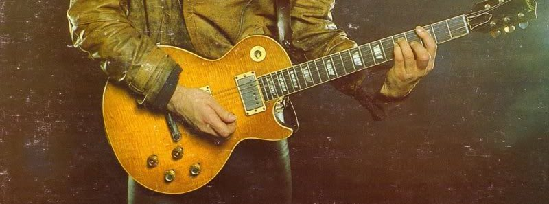 That time Gary Moore told me how he scored Peter Green's '59 Les Paul