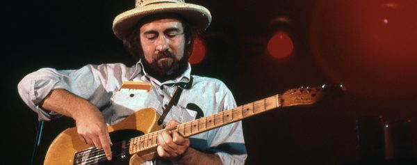 That time Roy Buchanan told me that Pink Floyd's David Gilmour was just a bluesman at heart