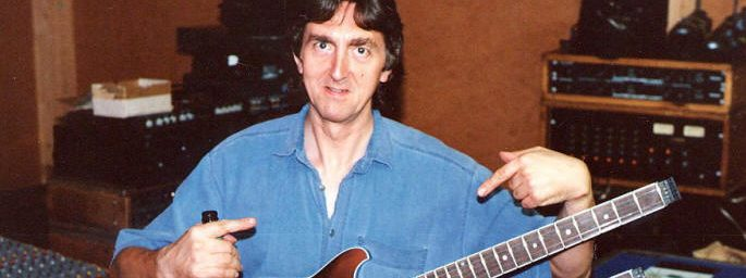 That time Allan Holdsworth told me that he didn't really like playing to guitar players