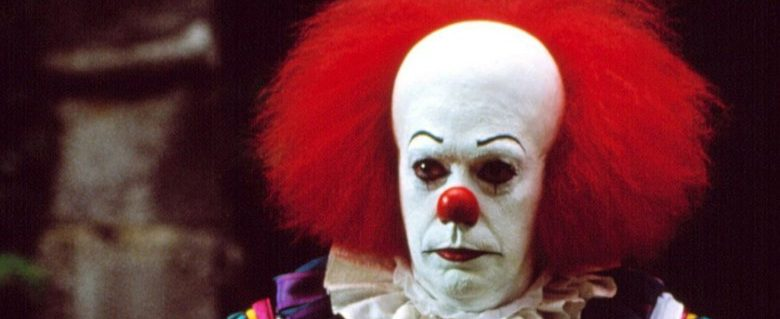 Fears of a Clown: talking horror with Tim Curry (Pennywise) on the set of Stephen King's It