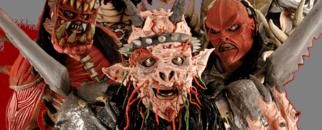 Oderus Urungus threatens to cancel GWAR's Vancouver show just because I called