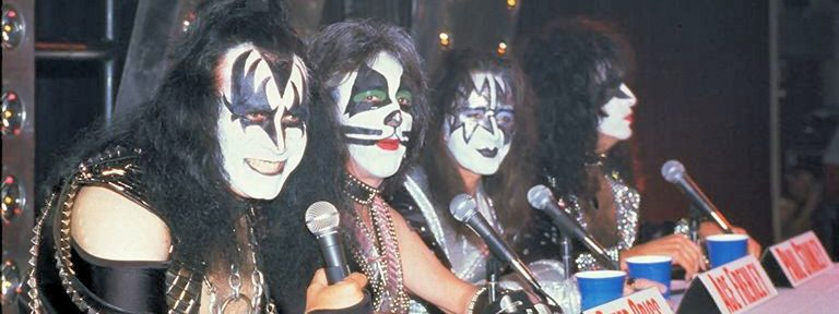 Remembering Kiss before the reunion tour got Gene Simmons back in diapers