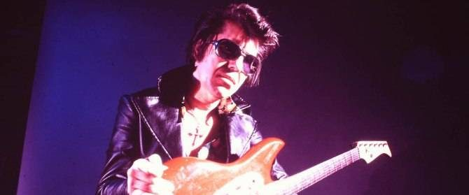 That time Link Wray told me why he became a rocker