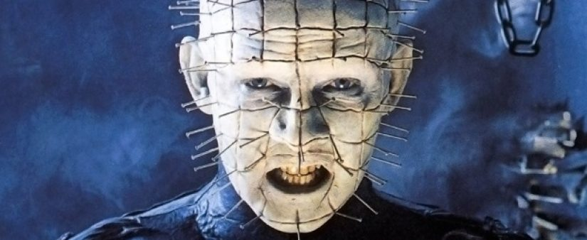 Hellraiser shows rising horror star Clive Barker should, like Stephen King, stick to writing