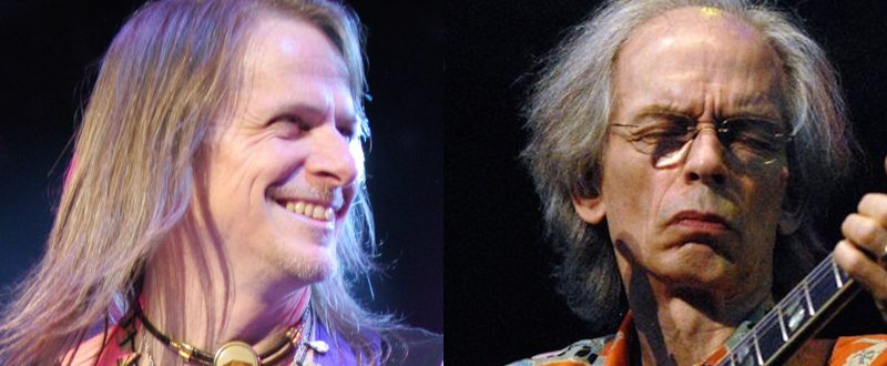 "Steve Howe lists his favourite guitarists, calls Steve Morse ""phenomenal!"""