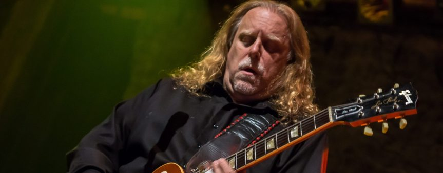 Warren Haynes confronts a fractured America on Gov't Mule's Revolution Come…Revolution Go