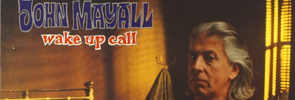 Album review: John Mayall, Wake Up Call (1993)