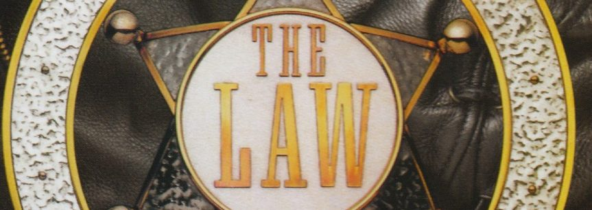 Album review: The Law, The Law (1991)