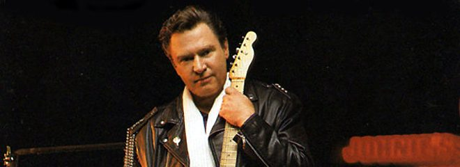 That time I called up Danny Gatton while he was sorting through his Roy Buchanan tapes