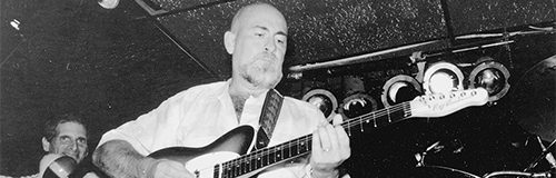 Roy Buchanan talks jamming with David Gilmour and boasts about his new Bluesmaster guitar