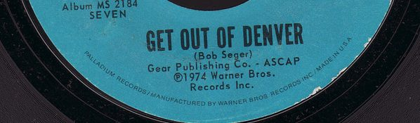 "Is Jim McCarty's lead break on Bob Seger's ""Get Out of Denver"" the second-greatest guitar solo of all time?"