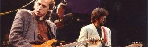 Eric Clapton and Mark Knopfler shiver spines in Vancouver