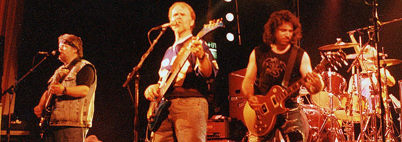 Bachman-Turner Overdrive gig draws comparisons to the horror of BTO freak Stephen King
