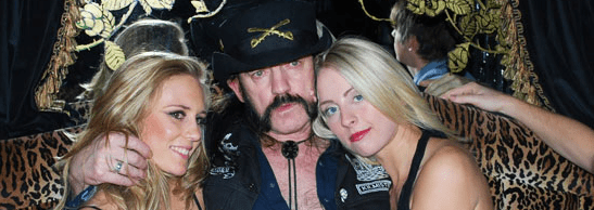 That time I asked Lemmy what he liked to do in his spare time when he wasn't touring with Mötorhead or making albums