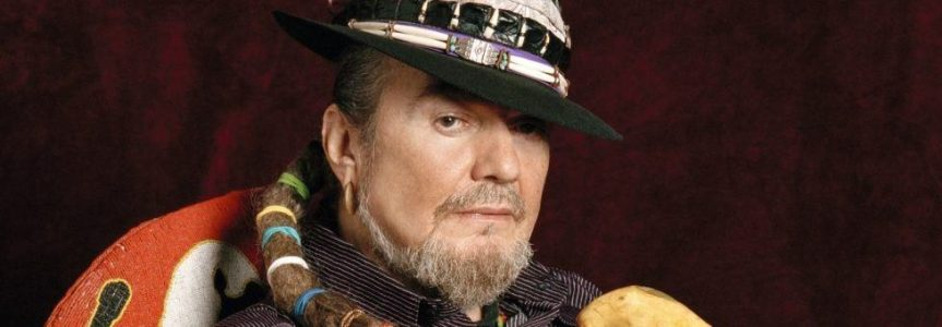 That time I asked Dr. John who he'd most like to work with