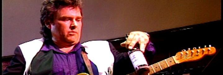 That time I asked Telecaster master Danny Gatton if he liked playing slide with beer bottles